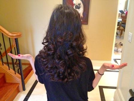 akemi hair