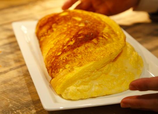 fluffy soufflet omelette peasnatch s